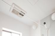 浴槽換気暖房乾燥機取付け工事