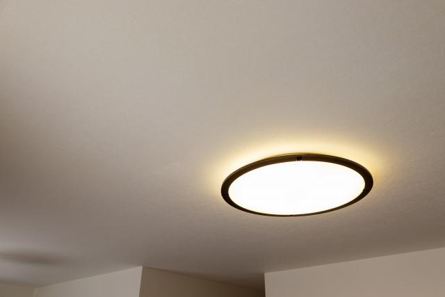 蛍光灯をLEDに交換する方法