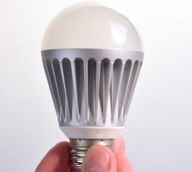電気工事でLED照明にするメリットや場所別の効果