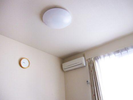 照明が点灯しない…理由と対処法