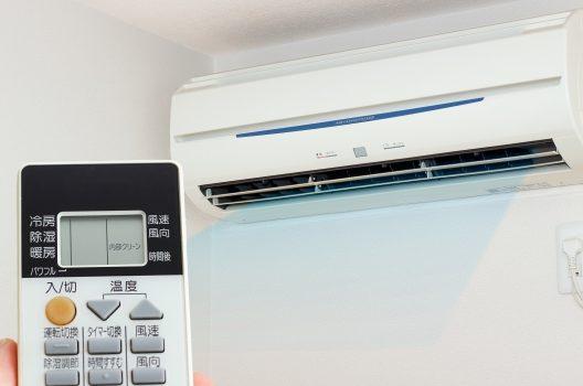 エアコンの除湿効果は換気扇をつけると上がる?