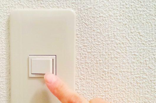 スイッチは種類によって回路が異なる