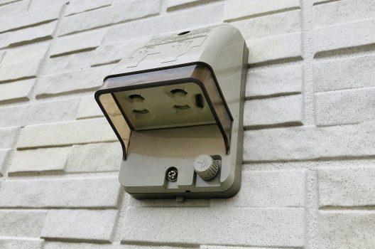 屋外にコンセントを増設したい!設置の仕方・便利な位置をご紹介