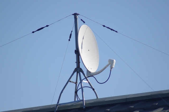 テレビアンテナ工事の設置方法と費用相場を徹底解説!【地デジ・BS】