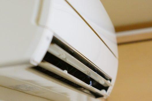 エアコンの設置手順