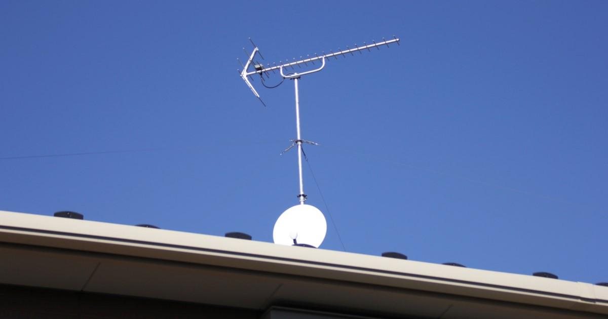 アンテナ設置工事の費用|地デジ・BS/CSから4Kテレビ対応まで