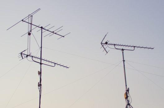 屋外アンテナのメリット