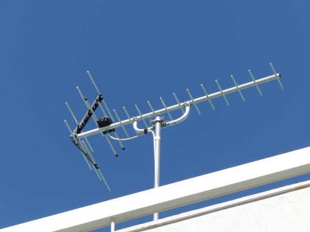 UHFアンテナの種類と選び方|VHFアンテナとの受信電波の違い