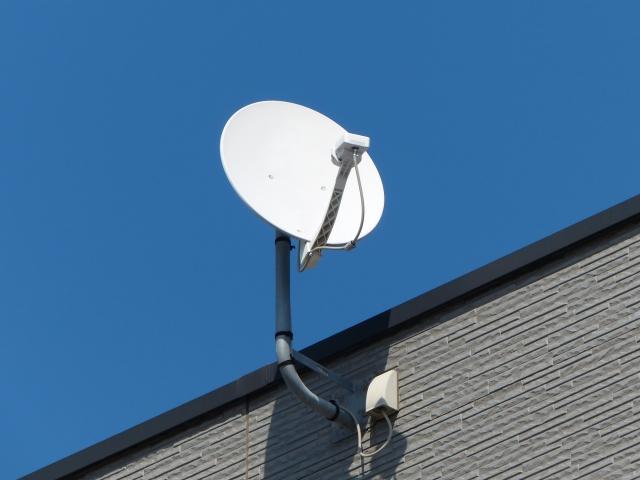 BSアンテナの向き調整方法|スマホアプリ使用で設置もラクになる!