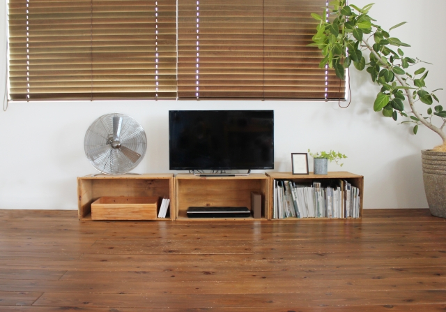 室内アンテナ大解剖!テレビで地デジ放送をスタイリッシュに視聴する