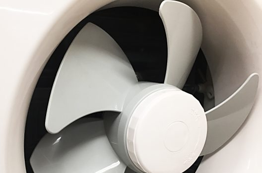 選び方1.換気扇の素材