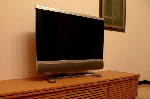 テレビの調子が悪い