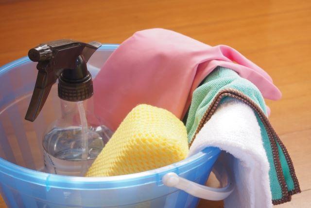 トイレの換気扇の掃除方法