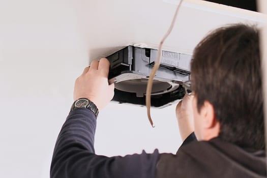 換気扇の修理費用