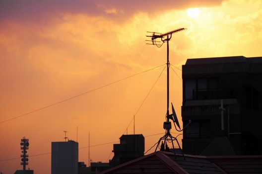 地上デジタル放送とBS・CS放送は必要なアンテナが違う