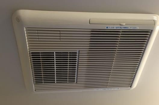 暖房・送風機能
