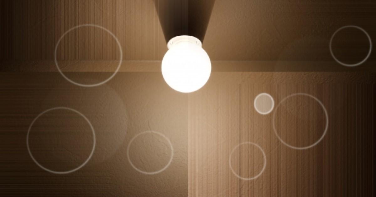 照明器具の種類を一挙公開!天井への取り付け方や電球の種類を解説