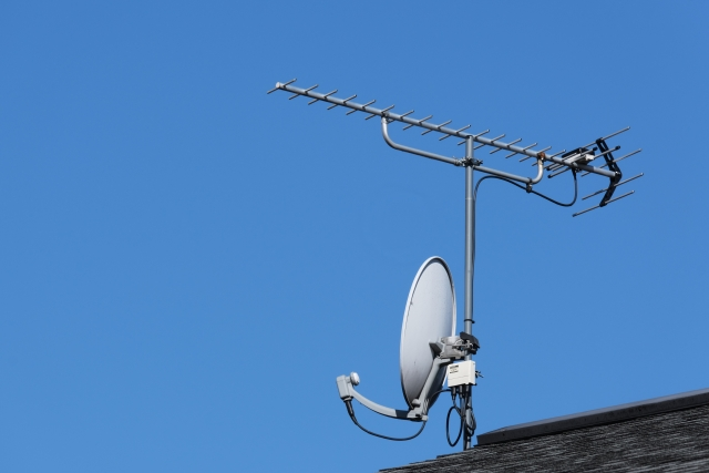 BSとは放送衛星のこと